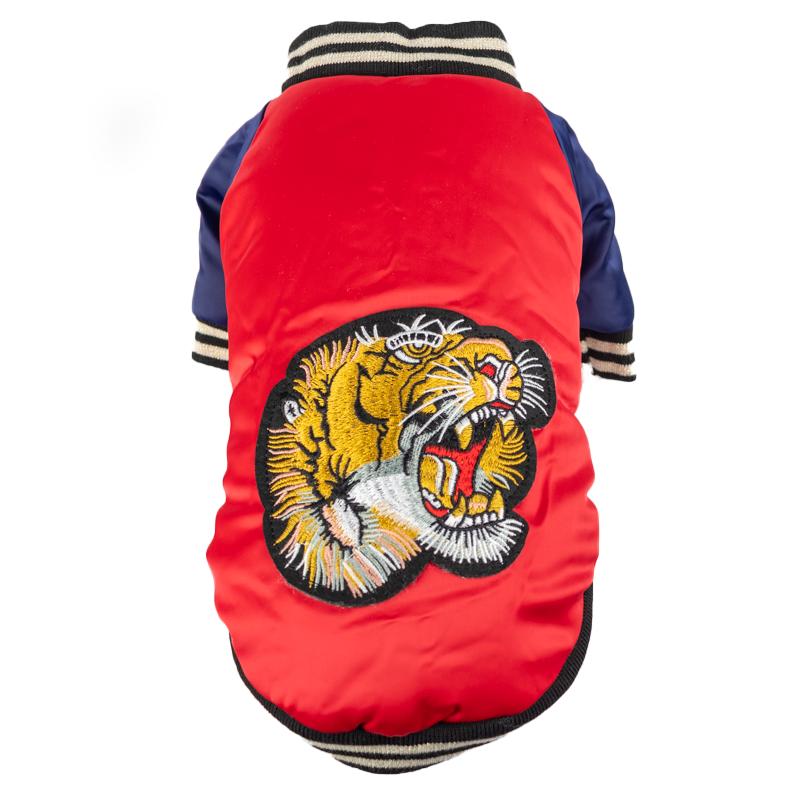 Bomberjacke Tiger