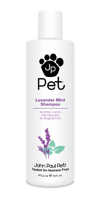 John Paul Pet Hundeshampoo Lavender Mint Shampoo