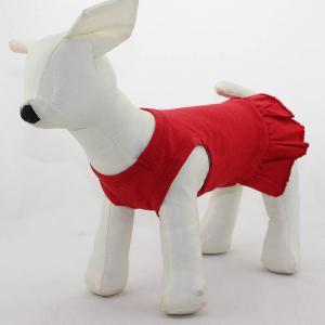 Hunde-Shirtkleid UNI