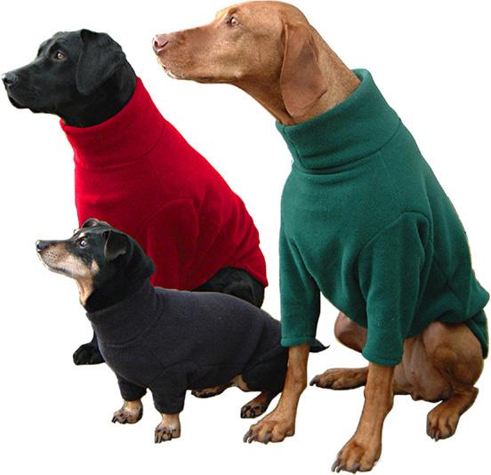 HOTTERdog Fleecepullover