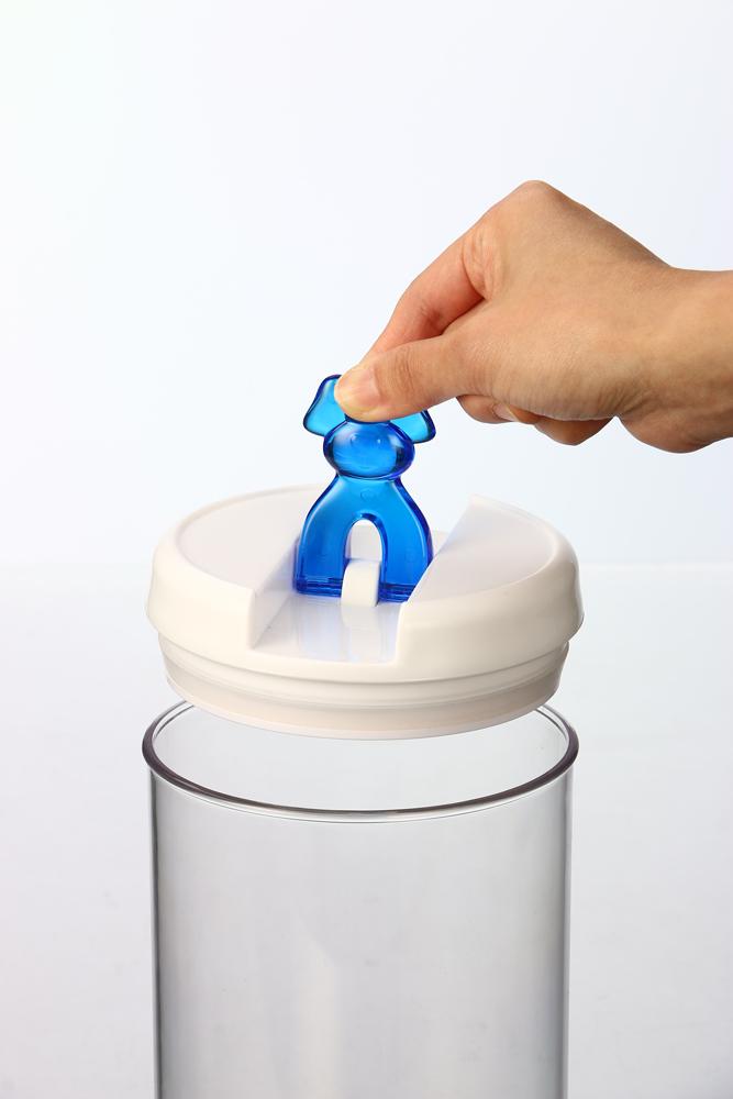Vorratsdosen mit Vakuumdeckel